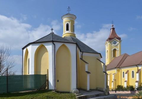 4eac99faf Holíč - loretánska kaplnka   Apsida